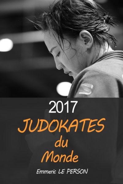 calendrier 2017 emmeric le person, judokates du monde