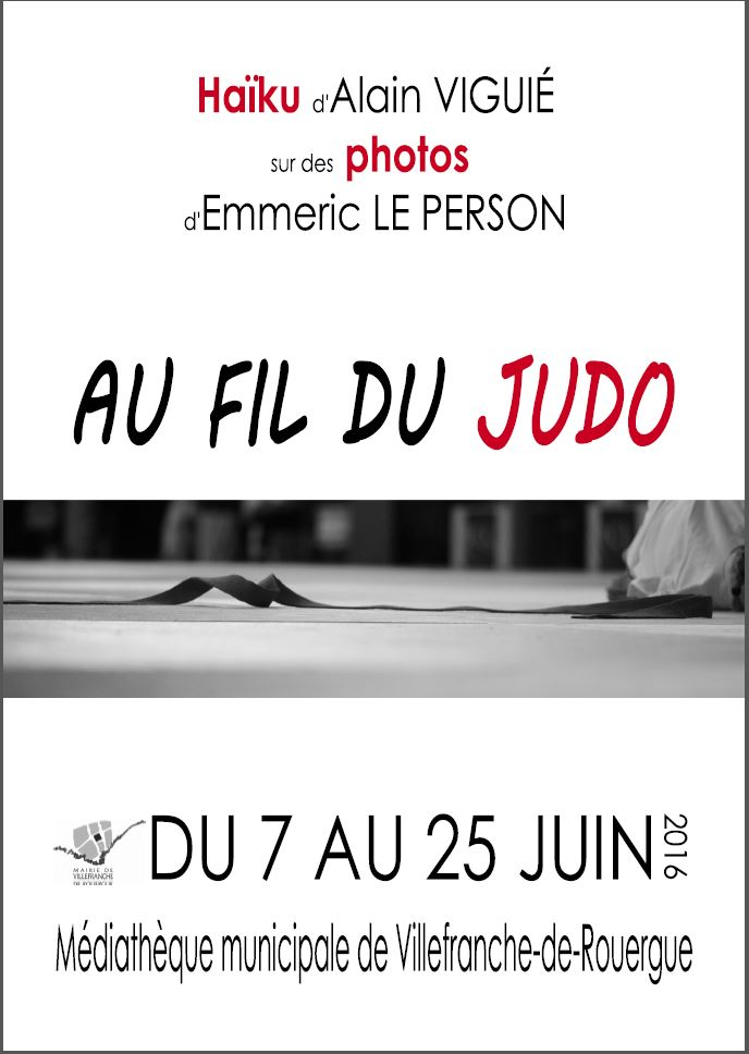 affiche expo villefranche