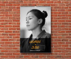 calendar 2019 women judo