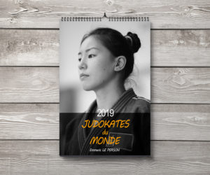 calendrier 2019 judokates du monde